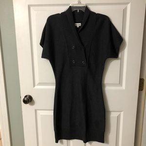 Marvin Richards Gray Sweater Dress Sz S